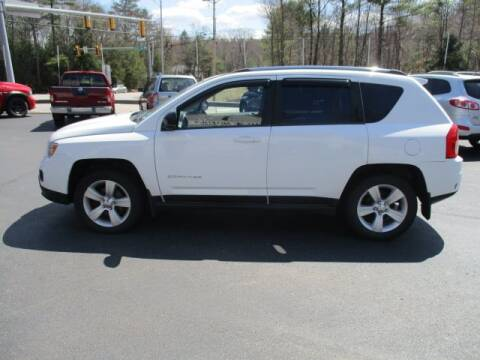 2013 Jeep Compass for sale at Route 4 Motors INC in Epsom NH