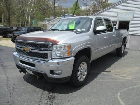 2011 Chevrolet Silverado 2500HD for sale at Route 4 Motors INC in Epsom NH