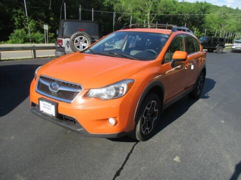 2014 Subaru XV Crosstrek for sale at Route 4 Motors INC in Epsom NH