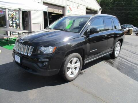 2014 Jeep Compass for sale at Route 4 Motors INC in Epsom NH