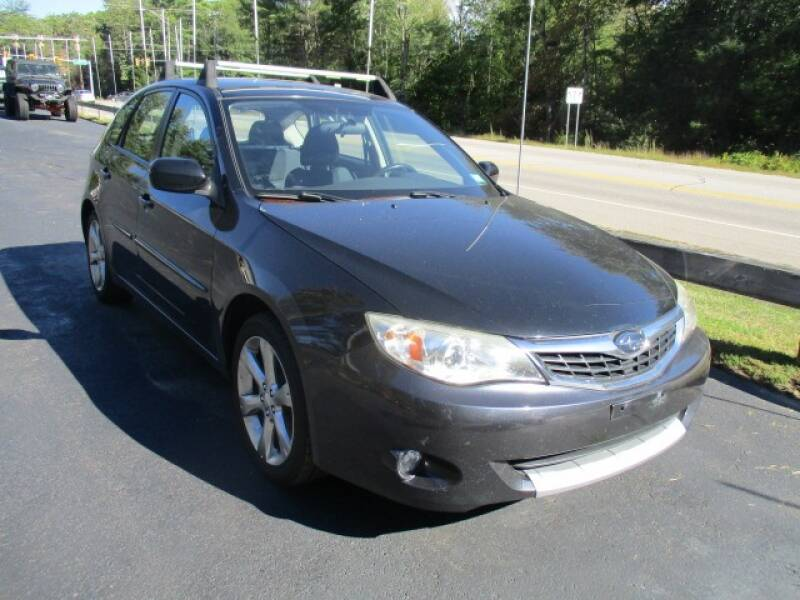 2008 Subaru Impreza for sale at Route 4 Motors INC in Epsom NH