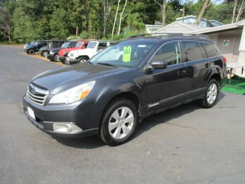 2012 Subaru Outback for sale at Route 4 Motors INC in Epsom NH