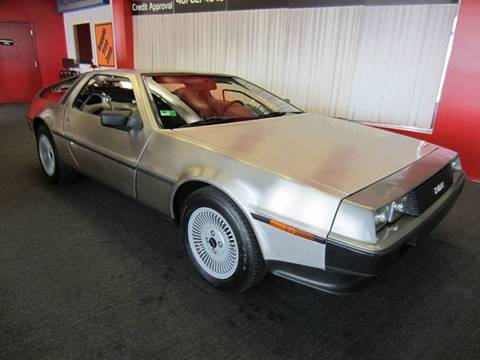 1982 DeLorean DMC-12 for sale in Warwick, RI