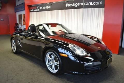 2007 Porsche Boxster for sale in Warwick, RI