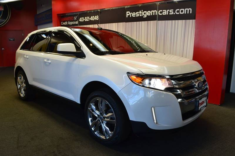 Ford Edge Awd Limited Dr Crossover Warwick Ri