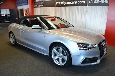 2016 Audi A5 for sale in Warwick, RI