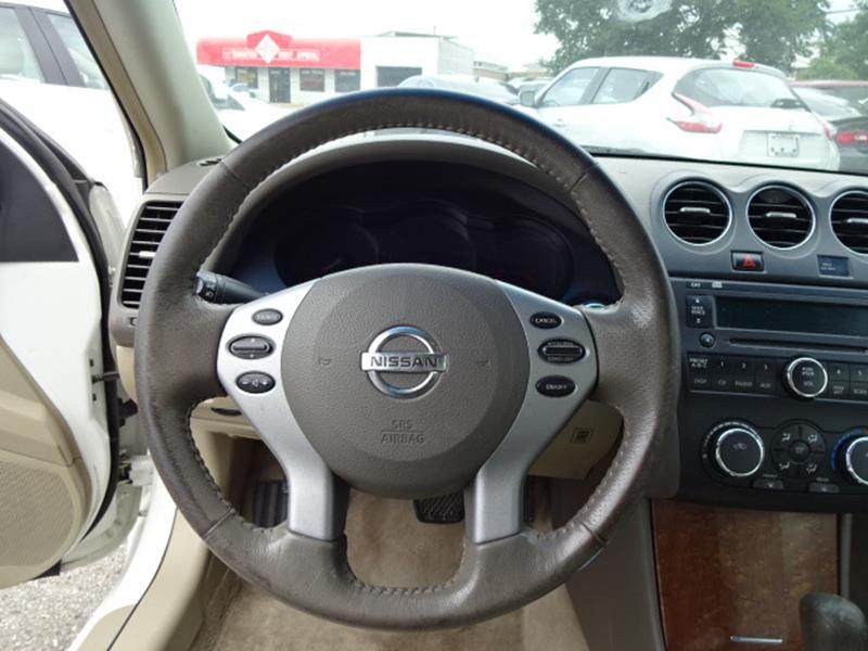 2008 Nissan Altima Detroit Used Car for Sale