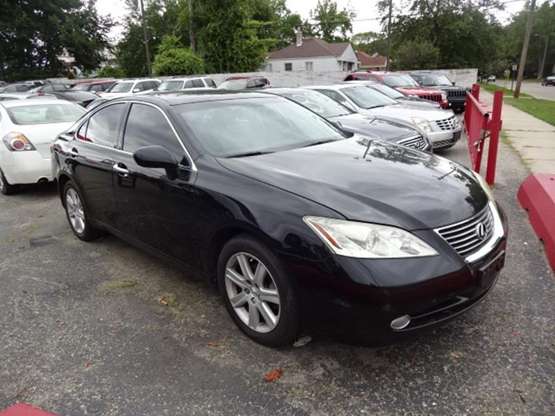 2008 Lexus Es 350 Detroit Used Car for Sale