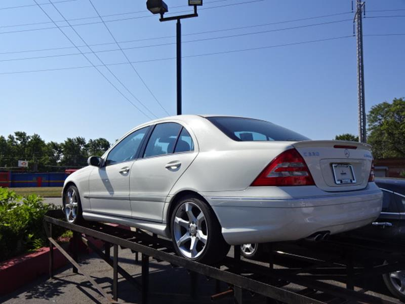 2007 Mercedes-Benz C-class Detroit Used Car for Sale
