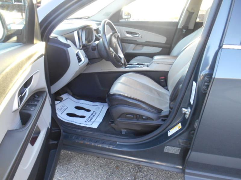 2011 Chevrolet Equinox Detroit Used Car for Sale