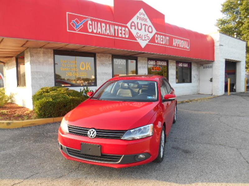 2011 Volkswagen Jetta car for sale in Detroit