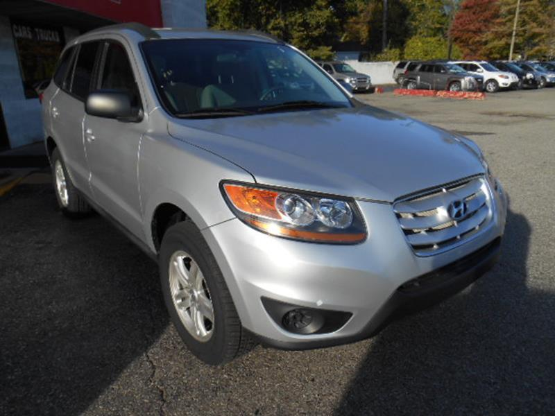 2011 Hyundai Santa Fe car for sale in Detroit