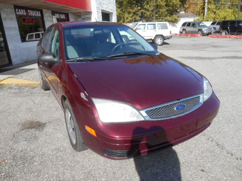 2007 Ford Focus Detroit Used Car for Sale