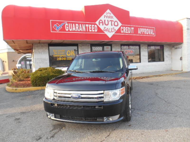 2011 Ford Flex car for sale in Detroit