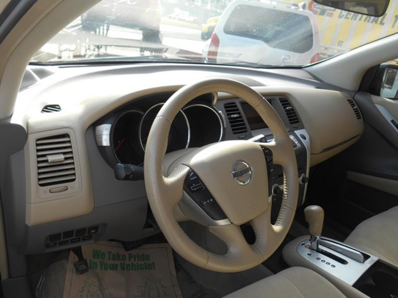 2010 Nissan Murano Detroit Used Car for Sale
