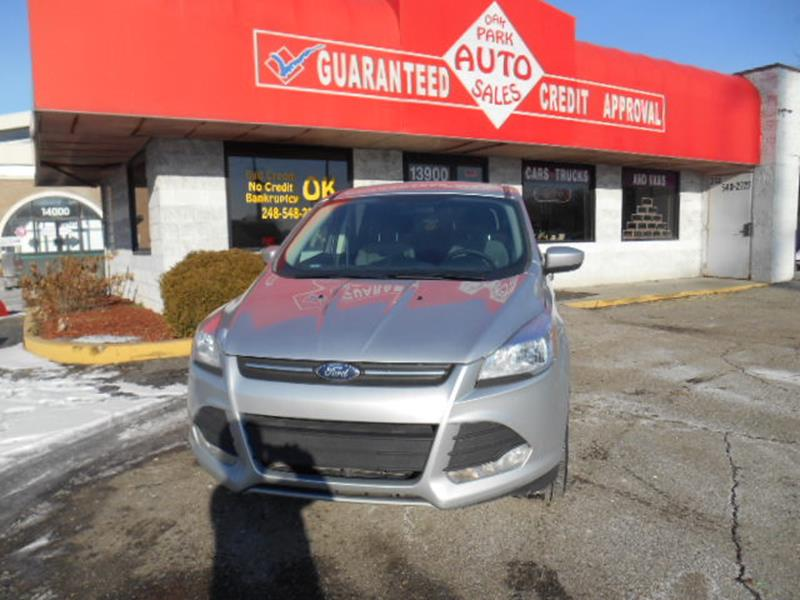 2015 Ford Escape car for sale in Detroit