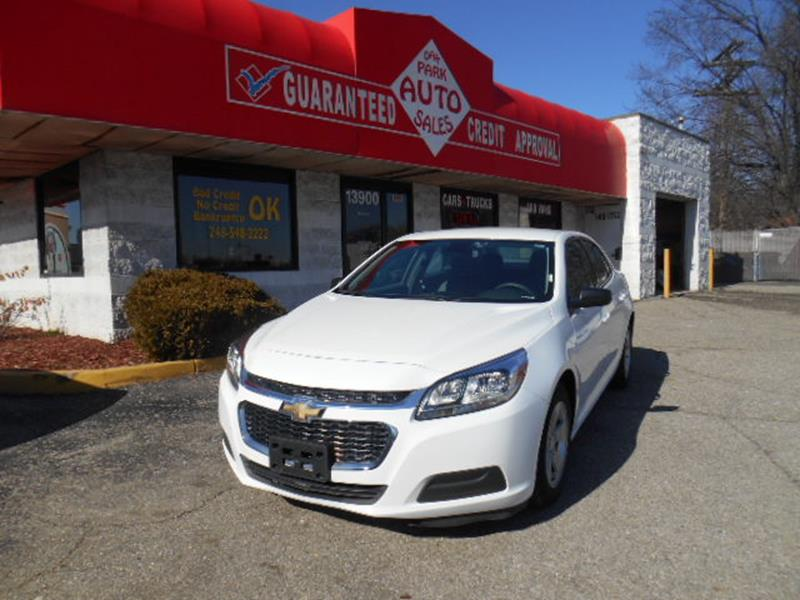 2015 Chevrolet Malibu car for sale in Detroit