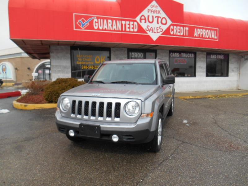 2016 Jeep Patriot car for sale in Detroit