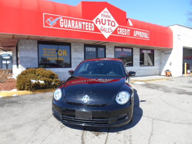 2014 Volkswagen Beetle car for sale in Detroit