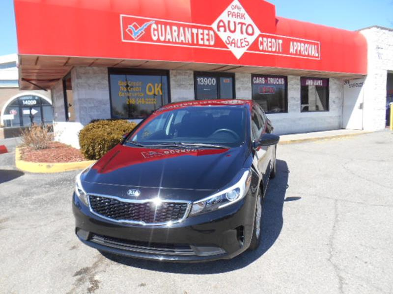 2017 Kia Forte car for sale in Detroit