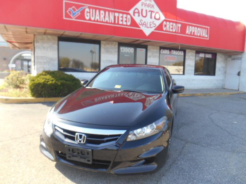 2012 Honda Accord car for sale in Detroit