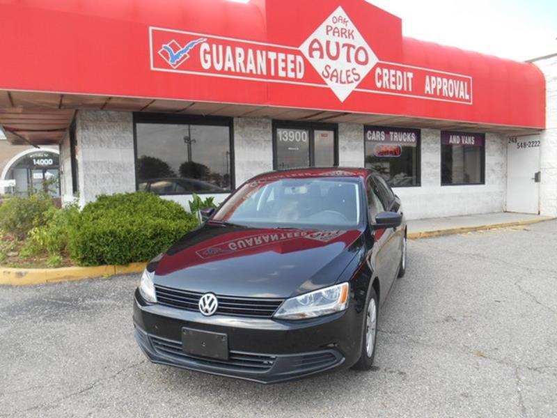 2014 Volkswagen Jetta car for sale in Detroit