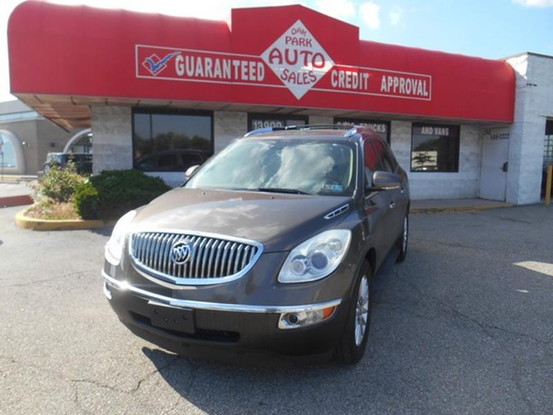 2008 Buick Enclave car for sale in Detroit