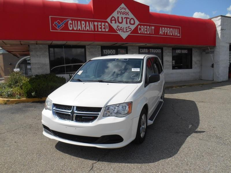 2011 Dodge Grand Caravan car for sale in Detroit