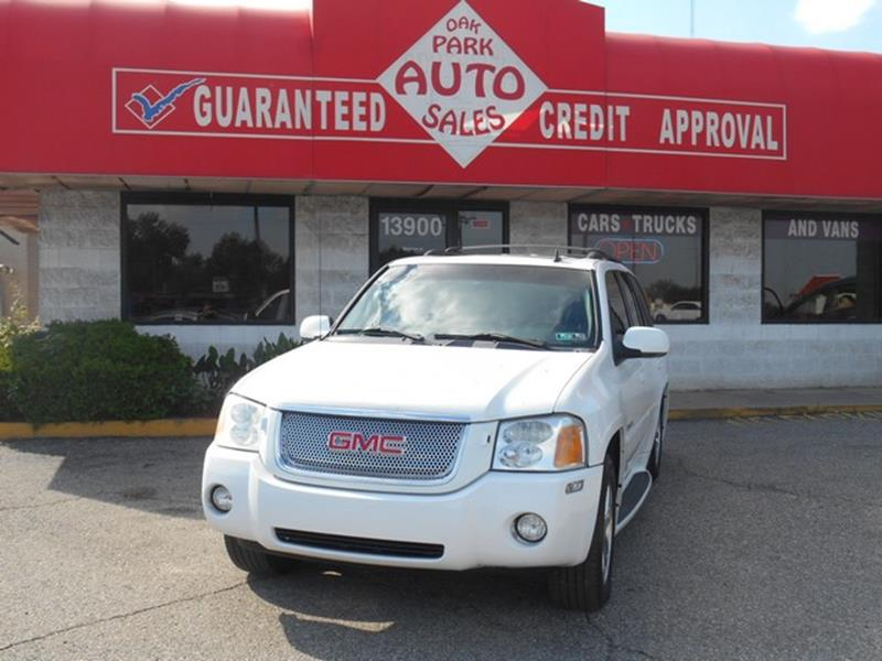 2008 Gmc Envoy car for sale in Detroit