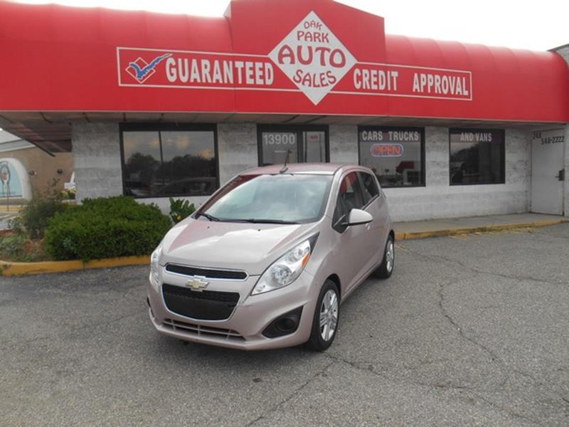 2013 Chevrolet Spark car for sale in Detroit