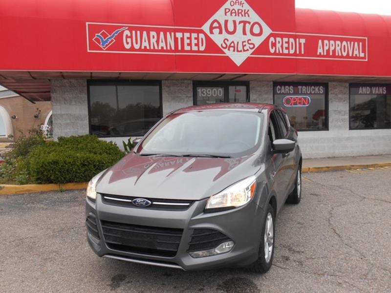 2014 Ford Escape car for sale in Detroit