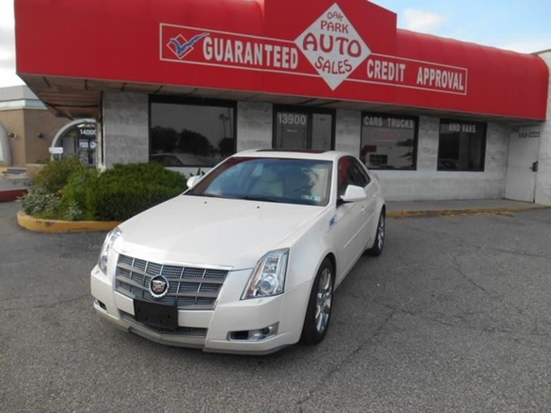 2008 Cadillac Cts car for sale in Detroit