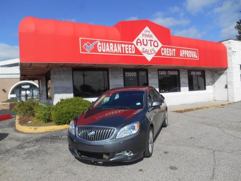 2012 Buick Verano car for sale in Detroit