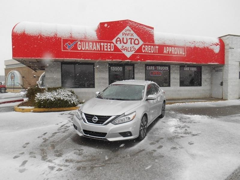 2017 Nissan Altima car for sale in Detroit