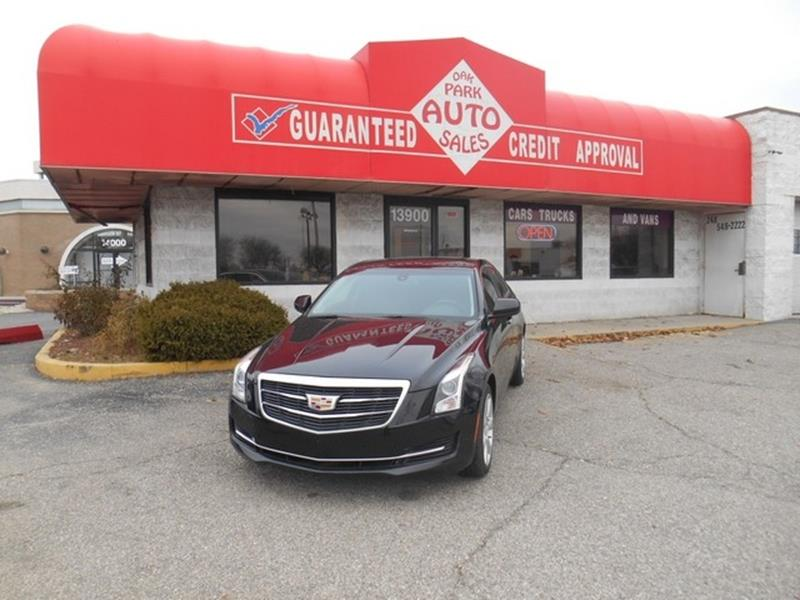 2015 Cadillac Ats car for sale in Detroit