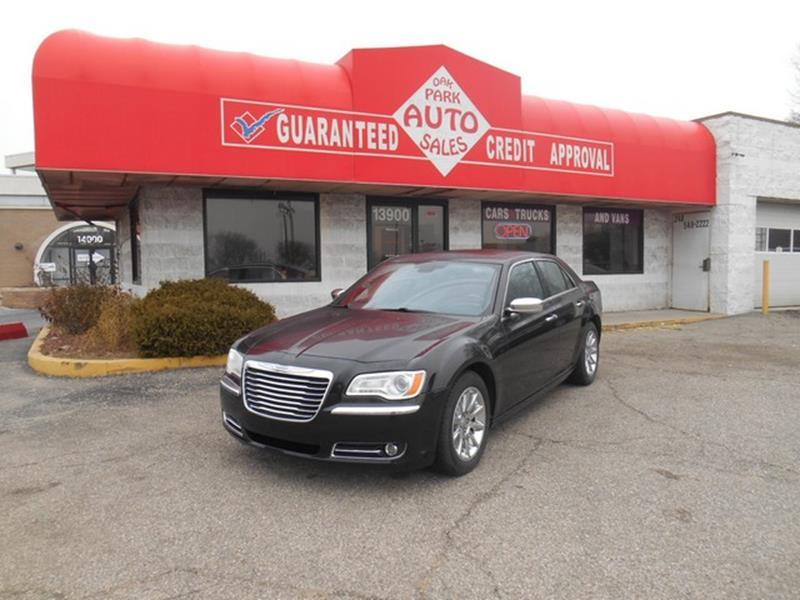 2011 Chrysler 300 car for sale in Detroit