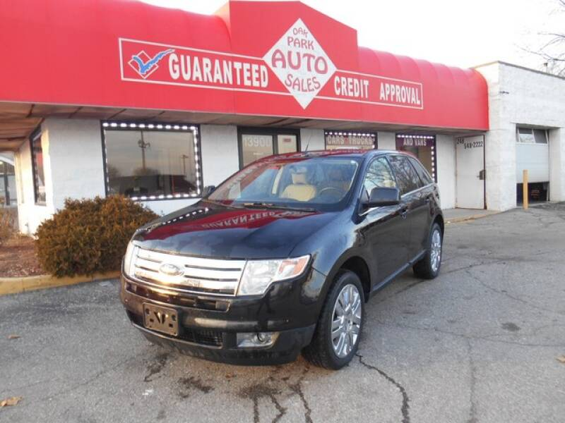 2010 Ford Edge car for sale in Detroit