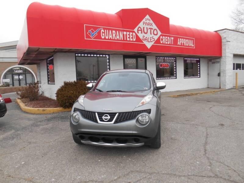 2011 Nissan Juke car for sale in Detroit
