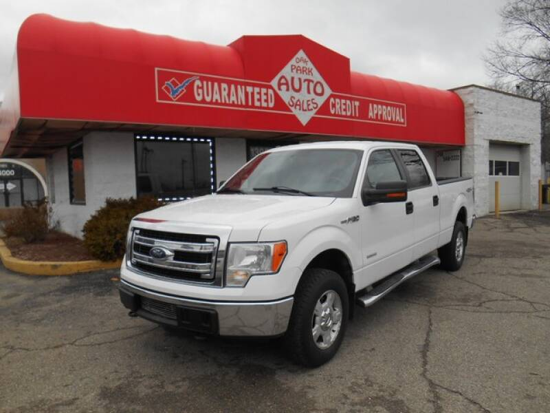 2013 Ford F-150 car for sale in Detroit