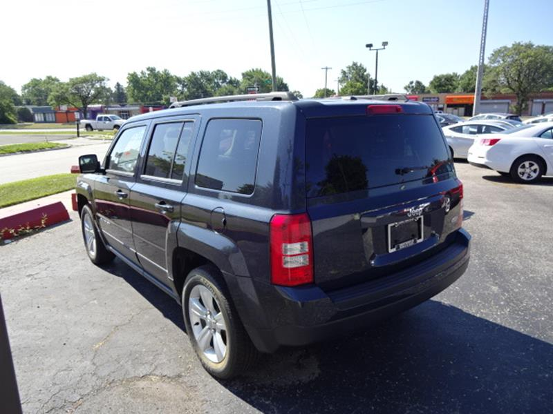 2014 Jeep Patriot Latitude 4dr SUV - Oak Park MI