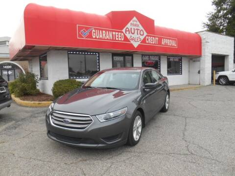 2017 Ford Taurus for sale at Oak Park Auto Sales in Oak Park MI