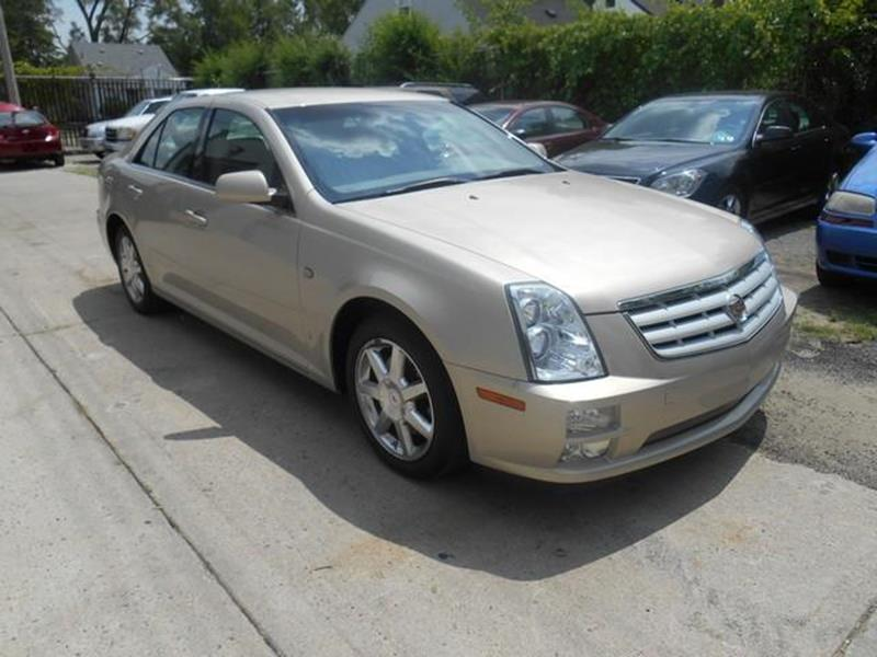 2007 Cadillac Sts car for sale in Detroit