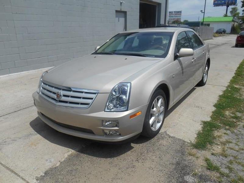 2007 Cadillac Sts Detroit Used Car for Sale