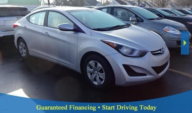 2016 Hyundai Elantra car for sale in Detroit
