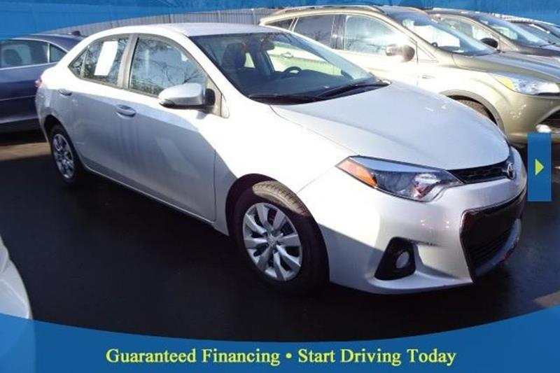 2015 Toyota Corolla car for sale in Detroit