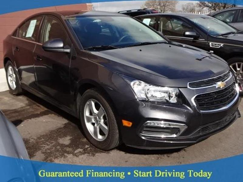 2016 Chevrolet Cruze Limited car for sale in Detroit