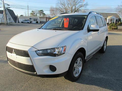 2010 Mitsubishi Outlander for sale in Hyannis, MA