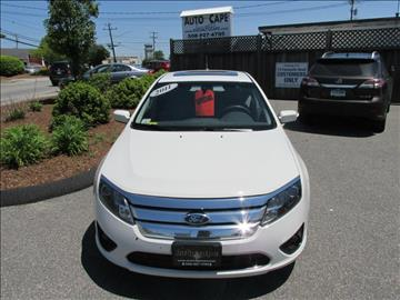 2011 Ford Fusion for sale in Hyannis, MA