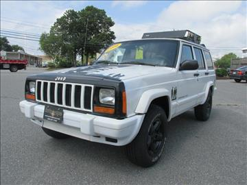 1999 Jeep Cherokee for sale in Hyannis, MA