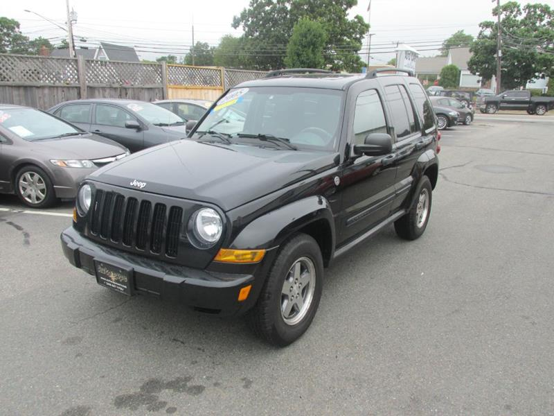 2005 Jeep Liberty For Sale At Auto Cape In Hyannis MA